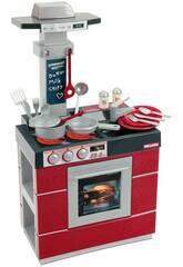 Miele Cocina Compacta Roja Klein 9044