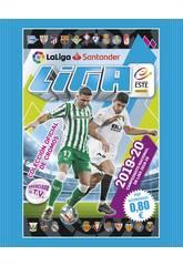 La Liga Este 19/20 Sobre Panini 003711B6B