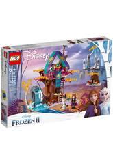 Lego La Reine des Neiges 2 Cabane Enchantée dans l'Arbre 41164
