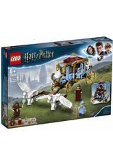 Lego Harry Potter Calèche Beauxbatons Arrivée à Poudlard 75958