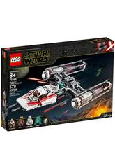 Lego Star Wars Y-Wing Starfighter de la Résistance 75249