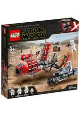 Lego Star Wars Trépidente Course-Poursuite sur Pasaana 75250