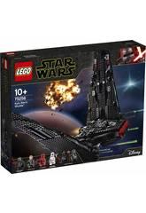 Lego Star Wars Lanzadera de Kylo Ren 75256