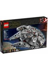 Lego Star Wars Halcón Milenario 75257