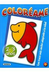 Coloréame Susaeta S6047
