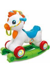 Interactive Horse Ride On Multicolore Clementoni 61785