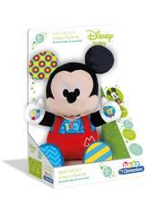 Peluche Baby Mickey Clementoni 55324