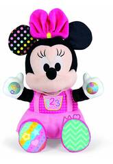 Peluche Baby Minnie Clementoni 55325