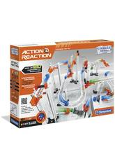 Action & Reaction Crazy Dominos Clementoni 55321