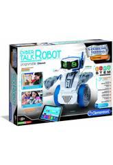 Cyber Robot Talk Clementoni 55330