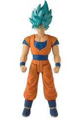 Dragon Ball Super Limit Breaker Series Figura Goku Super Saiyan Blue Bandai 36731