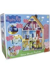 Casa Gigante Di Legno Peppa Pig Bandai CO07004
