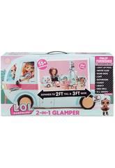 LOL Surprise Glamper Van 2 in 1 Giochi Preziosi LLU92000