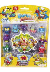 Superzings Blister 10 Figurines Série 4 Magic Box PSZ4B016IN00