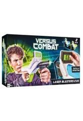 Versus Combat Láser Blasters Evo IMC Toys 90033