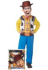 Costume Pour Enfants Woody avec Masque Taille L Rubie's 300441-L