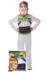 Buzz Kinderkostüm mit Maske Größe S Rubie's 300440-S