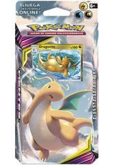 Pokémon Baralho Temática Sol e Lua Mentes Unidas Bandai PC50026