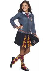 Kostüm Kindert-shirt Gryffindor Größe M Rubine 641269-M