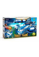 Robot Trains Estación de Kay Bizak 6200 0170