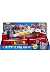 Pat'Patrouille Camion de Pompier Dernier Sauvetage Bizak 61926752
