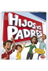 Juego De Mesa Hijos Contra Padres Bizak 61923451