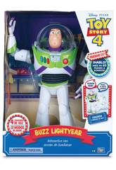 Toy Story 4 Buzz Lightyear Super Interactif Bizak 61234432