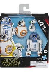 Star Wars Épisode 9 Figurine de Base Hasbro E3016