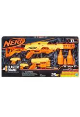 Nerf Alpha Strike Set Battaglione Hasbro E8444E