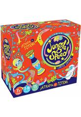 Jungle Speed 2019 Edición Limitada Edouardo Bertone Asmodee JSBERTO2ES