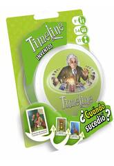 Timeline Blister Inventos Asmodee TIMEBL01ES