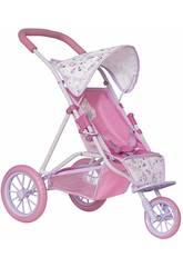 Carro de Muñecas 3 Ruedas Baby Born HTI 1423565