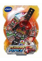 Turbo Force Racers Rojo Vtech 198222
