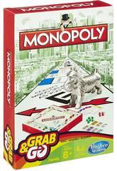 Jogo de Viagem Monopoly Hasbro B1002