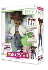Bambola Snapstar Izzy Diset 407251