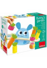 Bunny's Garden Jeu d?équilibre Goula 55246