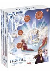 Frozen 2 Ma Boule Lumineuse avec des Paillettes Toy Partner 25013