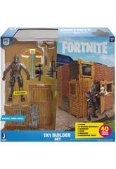 Fortnite Builder Conjunto Figura Black Knight Toy Partner FNT0048