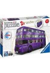 Puzzle 3D Magicobus Harry Potter Ravensburger 11158