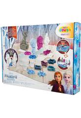 Frozen II Plasticine Set Ultimate Box von Valuvic DFR2-4785