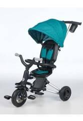 Tricycle Pliable Nova Vert QPlay T493