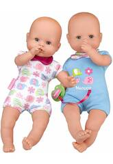 Nenuco Frères Jumeaux Famosa 700015451