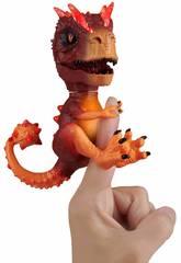 Fingerlings Untamed Radioactive Dinos T-Rex WowWee 3976