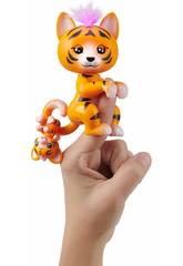 Fingerlings Baby Tiger Benny WowWee 3521