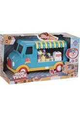 Truck Food Truck Eis-creme mit Geräusche