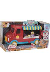 Camión Food Truck Dulces con Sonidos