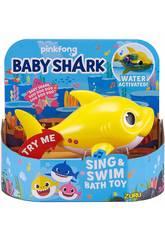 Baby Shark Robo Fish Colorbaby 76996
