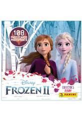 Frozen II Album Panini 8018190004717