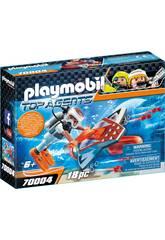Playmobil Spyteam Aile Sous-marine 70004