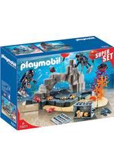 Playmobil Superset Unidade de Mergulho 70011